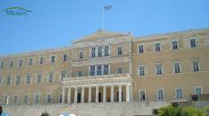 Piata Syngtama Cladirea Parlamentului Atena