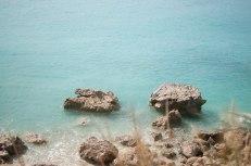 Megali Petra Beach Lefkada
