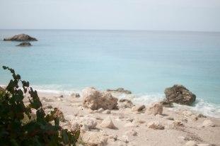 Kathismata Beach Lefkada