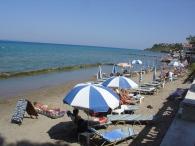 Argassi -Zakantha Hotel beach