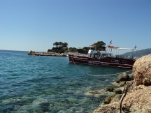 Portul Agios Sostis
