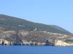 Farul din Skinari Insula Zaynthos