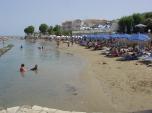 Intrare lina in apa -plaja Argassi Insula Zakynthos