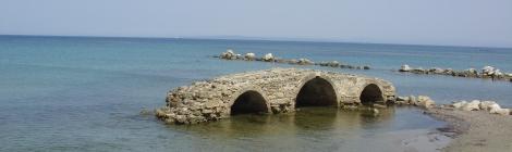 Argassi old bridge Zakynthos