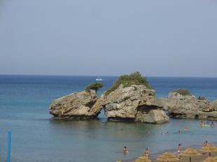 Porto Zoro rocks