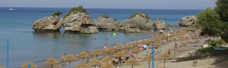Porto Zoro Beach in Zakynthos
