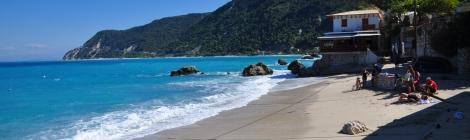 Agias Nikitas Beach Lefkada