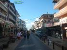Shopping street Paralia Katerini