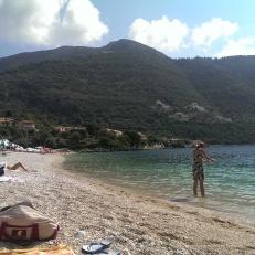 Plaja Mikros Gialos Lefkada