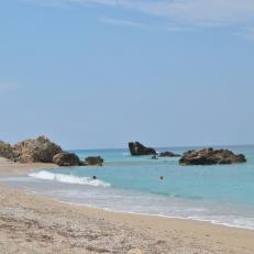Kathismata Beach