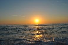 Apus la plaja Gialos Lefkada