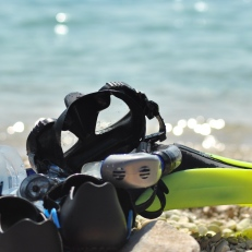 Snorkeling Lefkada