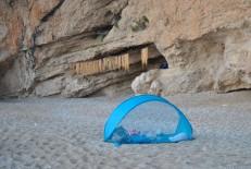 Porto Katsiki Beach Cave Lefkada