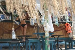 Beach Bar Egremni Lefkada
