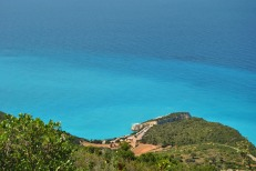 Panoramic View Porto Katsiki Lefkada