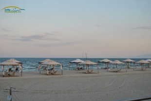 Plaja Hotel Mediteranean Village Paralia Katerini