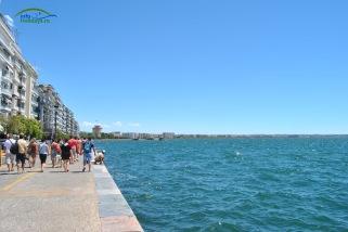 Plimbare promenada Salonic