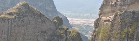 Stancile megalitice Meteora