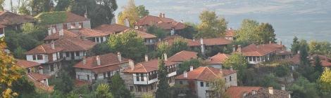 Case vechi sat Paleo Pandeleimonas