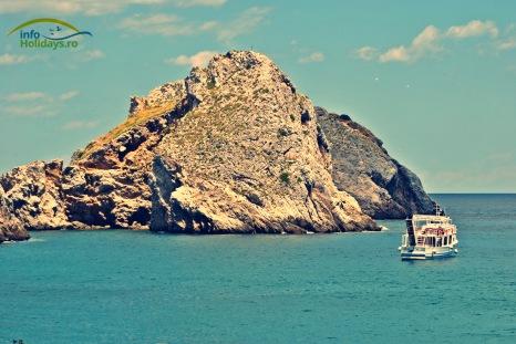 Croaziera insula Skiathos