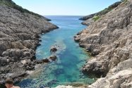 Korakonissi Bay