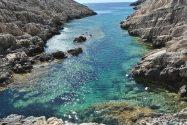 Diving at Korakonissi