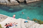Swim at Porto Limionas