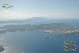 Insula Skiathos-vedere panoramica