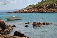 Panorama port KATIGEORGI Skiathos