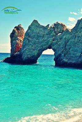 Tripia petra -Plaja Lalaria -Insula Skiathos