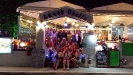 O taverna traditionala, de familie cu atmosfera linistita si mancare proaspata in fiecare zi! Recomandare Infoholidays! Intrebati de Nikos :)