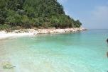 Marble Beach Thassos Island