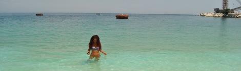 Marble Beach Thassos