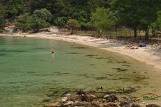 Plaja langa Marble Beach Thassos