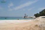 Thassos Marble Beach