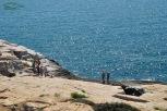 Vedere panoramica Gila Thassos