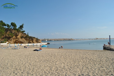 Plaja statiunii Limenaria