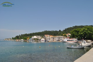Limenas port - Insula Thassos