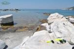 Aliki Beach Thassos Island