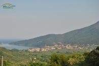 Golden Beach Thassos - Panoramic view