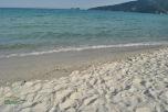 Golden Beach Thassos - nisip fin si apa turcoaz
