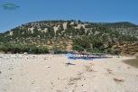 Livadi Beach Thassos - plaja cu nisip si pietricele