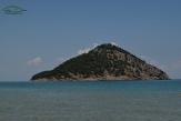 Insula Kinira Thassos