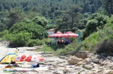 Kantina greceasca-Plaja Paradise Thassos