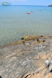 Paradise Beach view Thassos