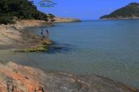Plaja Paradise partea stanga