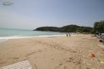 Plaja hotelului Parga Beach Resort