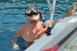 Snorkeling in Lefkada