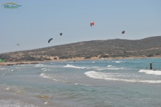 Prasonisi - wind kiting