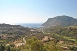 Kefalos Kos - Vedere panoramica din satul de munte